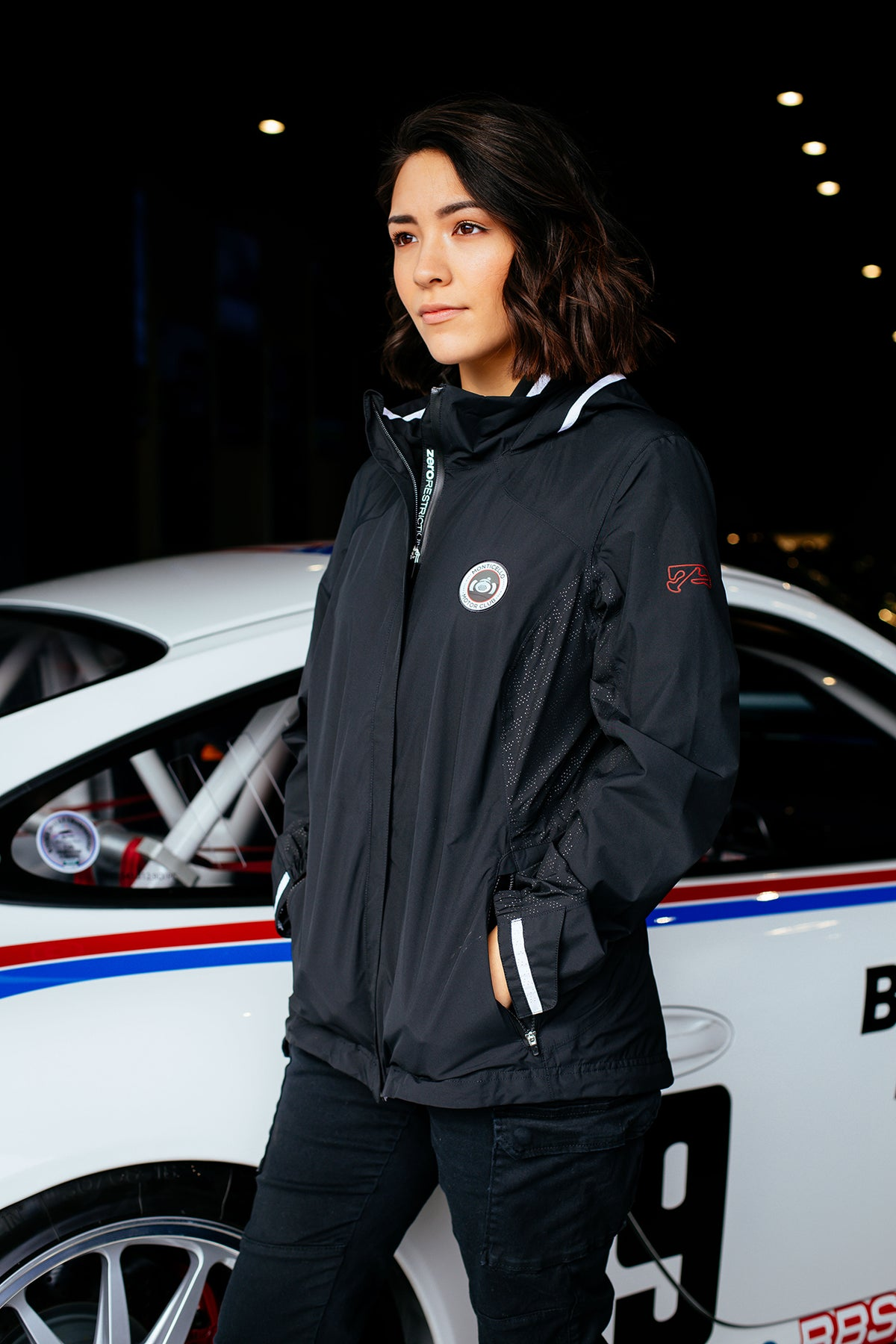 Zero Restriction Shelby Packable Jacket