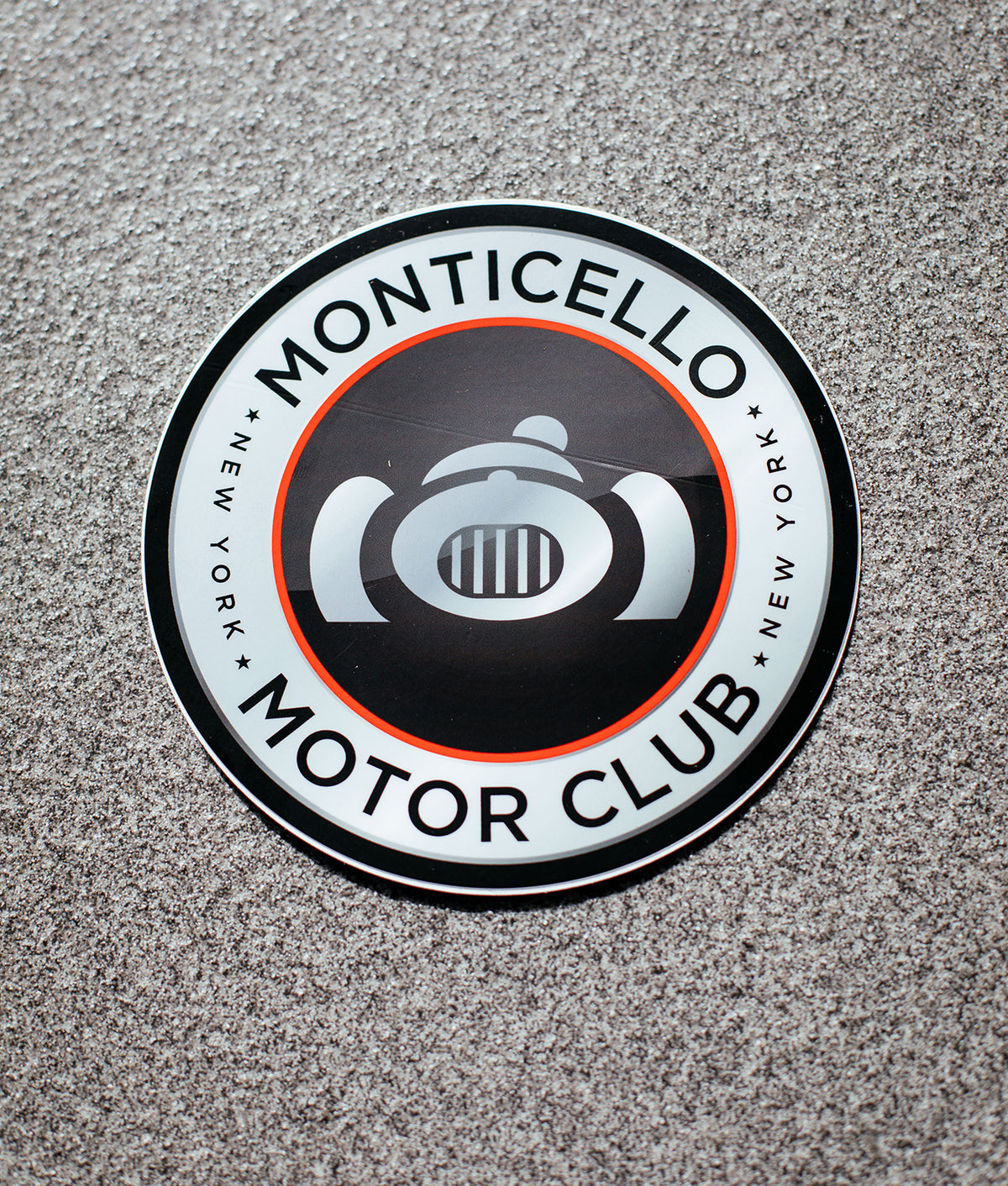 MMC Logo Sticker
