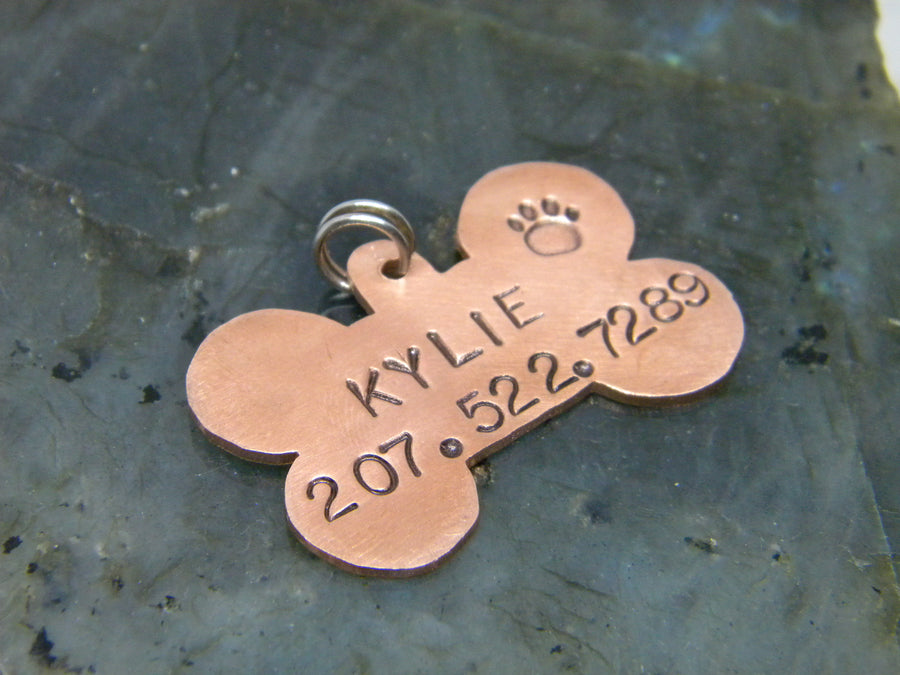Pet Tag for your Pup - MARTINIJewels