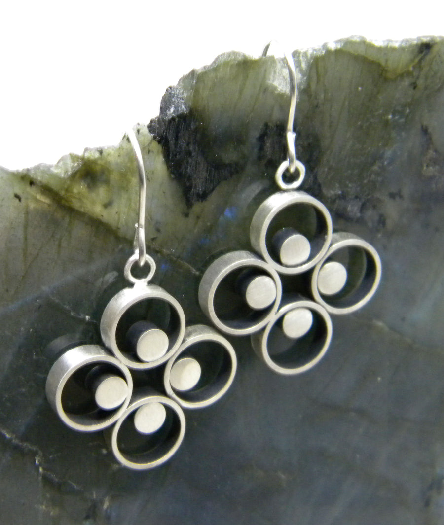 Minimalism Collection - Daisy Earrings - MARTINIJewels