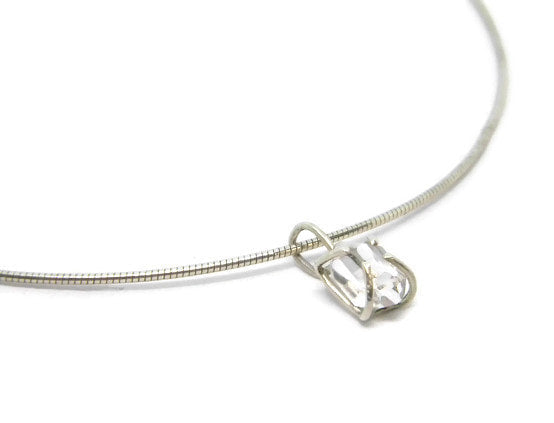 Herkimer Diamond Necklace - MARTINIJewels