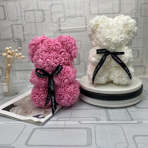 RoseBear™ Mini – Gray - RoseBears™ Official Store