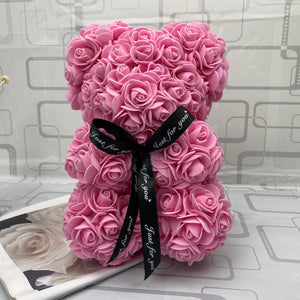 RoseBear™ Mini – Black - RoseBears™ Official Store