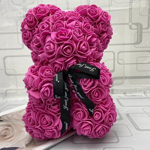 RoseBear™ Mini – Rose Rouge - RoseBears™ Official Store