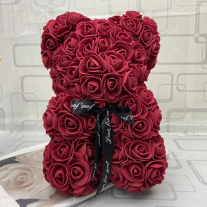 RoseBear™ Mini – Purple - RoseBears™ Official Store