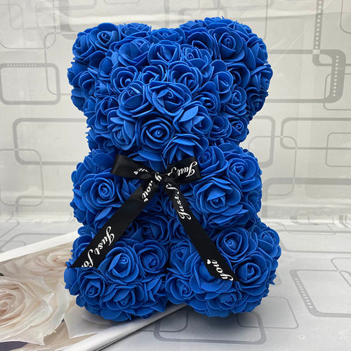 RoseBear™ Mini – Navy Blue - RoseBears™ Official Store