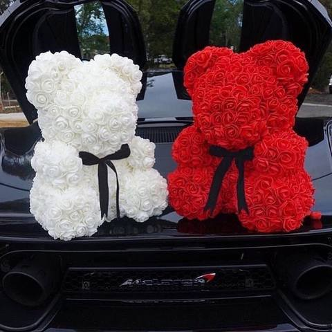 RoseBear™  Mini – Red - RoseBears™ Official Store