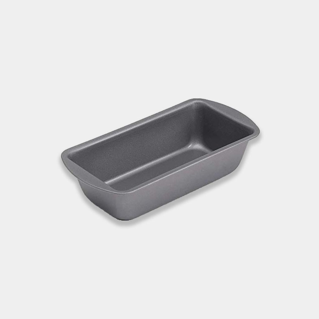 2LB Non-Stick Loaf Pan / Black / Rectangle