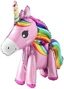 Large Unicorn Balloon- Pack of 1