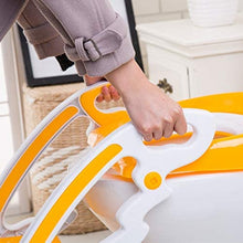 Load image into Gallery viewer, Baby Toddler Potty Trainer | Toilet Ladder | Adjustable Height | Eco-Friendly Toilet Ladder Seat Steps