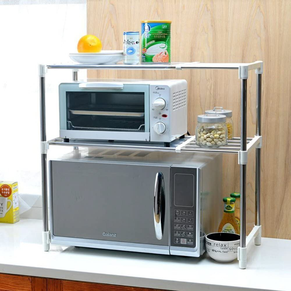 Stainless Steel Microwave Oven Rack