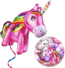 Load image into Gallery viewer, Large Unicorn Balloon- Pack of 1