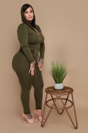 Olive Love my curves set
