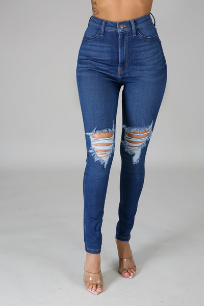 Occasion skinny jeans