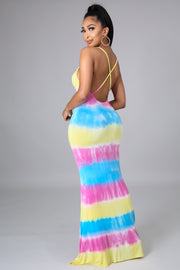 Nice weather Maxi dress
