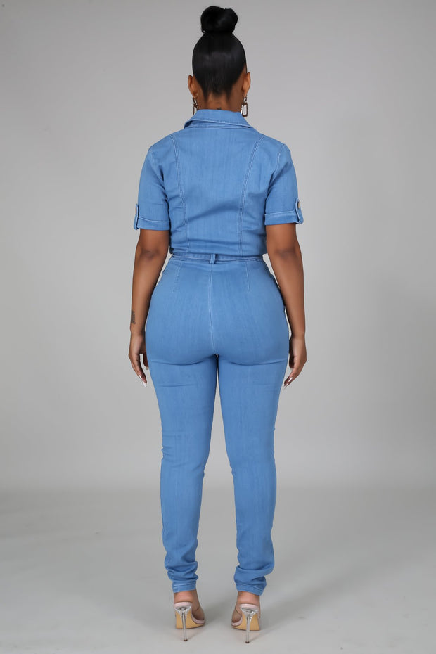 Treat her right jumpsuit