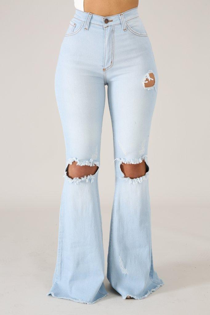 Summer Best look jeans - Slay Brand llc