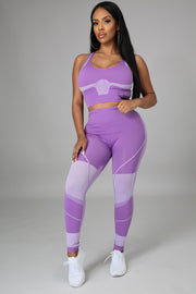 Gym Date legging set