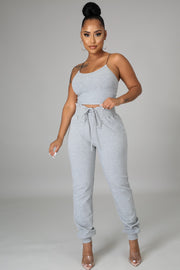 Relaxed Gal Pants set