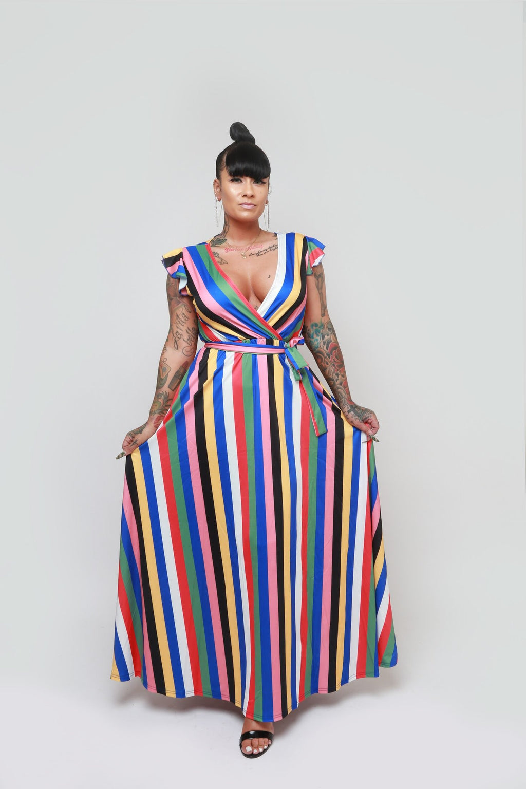 Late Brunch Dress - Slay Brand llc