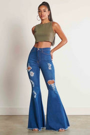 Flare Vibes jeans