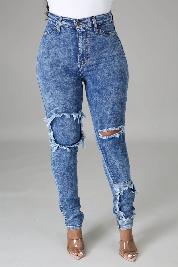 Light limited edition jeans