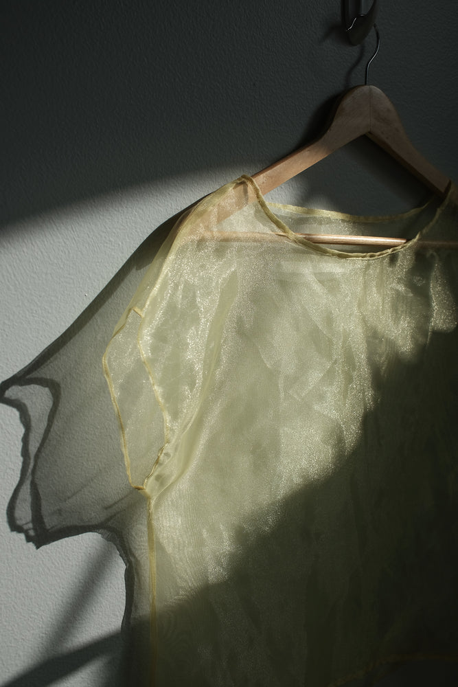 Load image into Gallery viewer, Organza tee