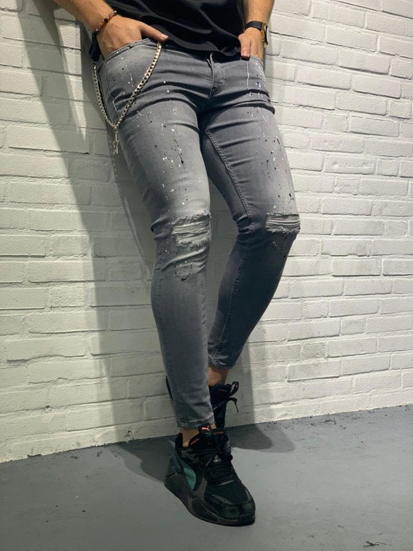 Jeans light Grey