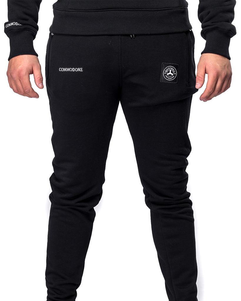 Quotrell Commodore Pants Black