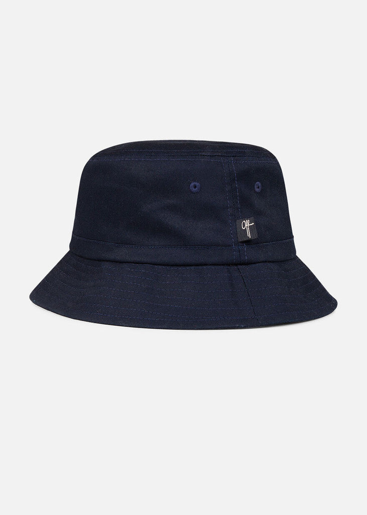 Off The Pitch Quest Bucket Hat Navy