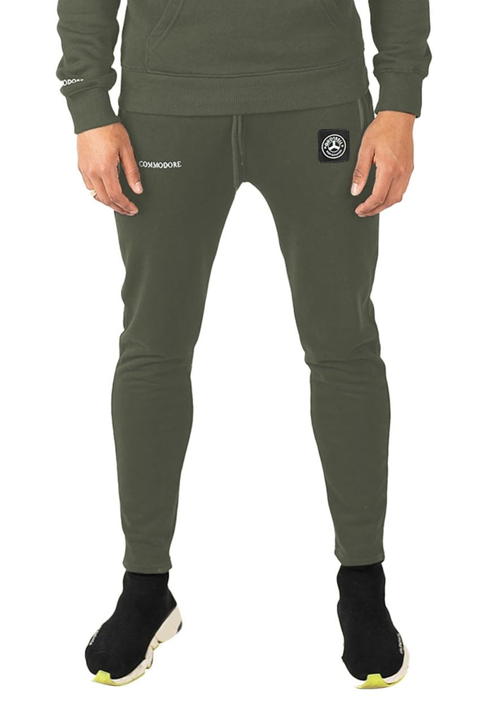 Quotrell Commodore Pants - Army