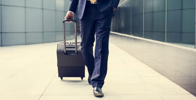 Suits On the Go: Keeping Your Suit Looking Fresh While Traveling