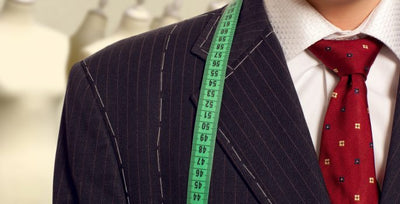 The 5 Reasons Your Next Suit Should Be Custom