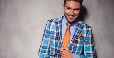 Why You Need At Least One Patterned Suit