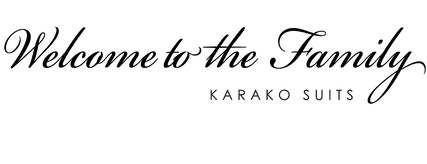 Karako Suits Logo - Welcome To The Family