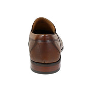 Florsheim Moc Toe Cognac Venetian Slip On - Comfortable Shoes