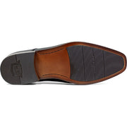 Black Cap Toe Oxford Leather Shoe - Very Comfortable Shoe