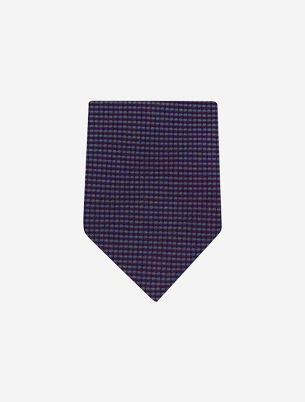 Men's Navy 100% Silk Tie