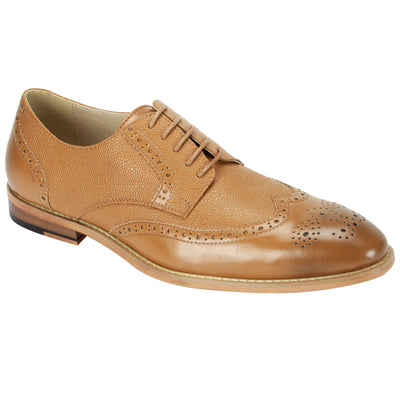 Antonio Cerreli Latte Lace-Up Dress Shoes