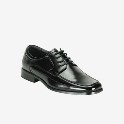 Giorgio Venturi Black Lace Men's Dress Shoes