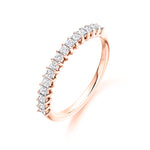 Princess 15 Stone Ring 0.40ct