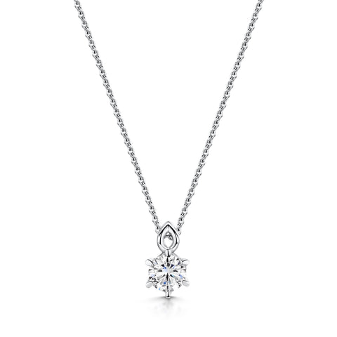 Diamond Lattice Pendant