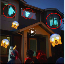 Load image into Gallery viewer, Halloween Window Projector