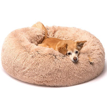 Load image into Gallery viewer, Warm Fleece Dog Bed™