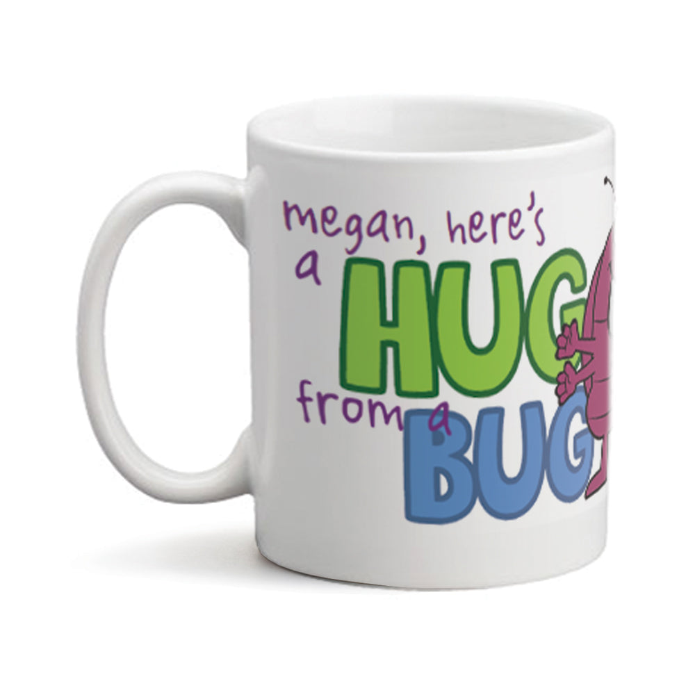 Bug on a Mug - Personalized Mug