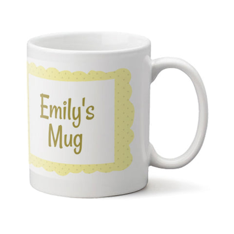 Little Girl - Personalized Mug