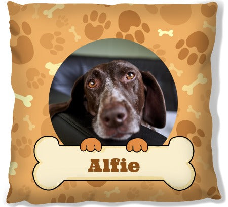 Bone & Photo - Personalised Pet Bed | Printzware