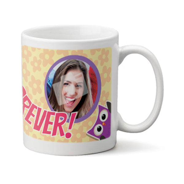 Friends Forever - Personalized Mug