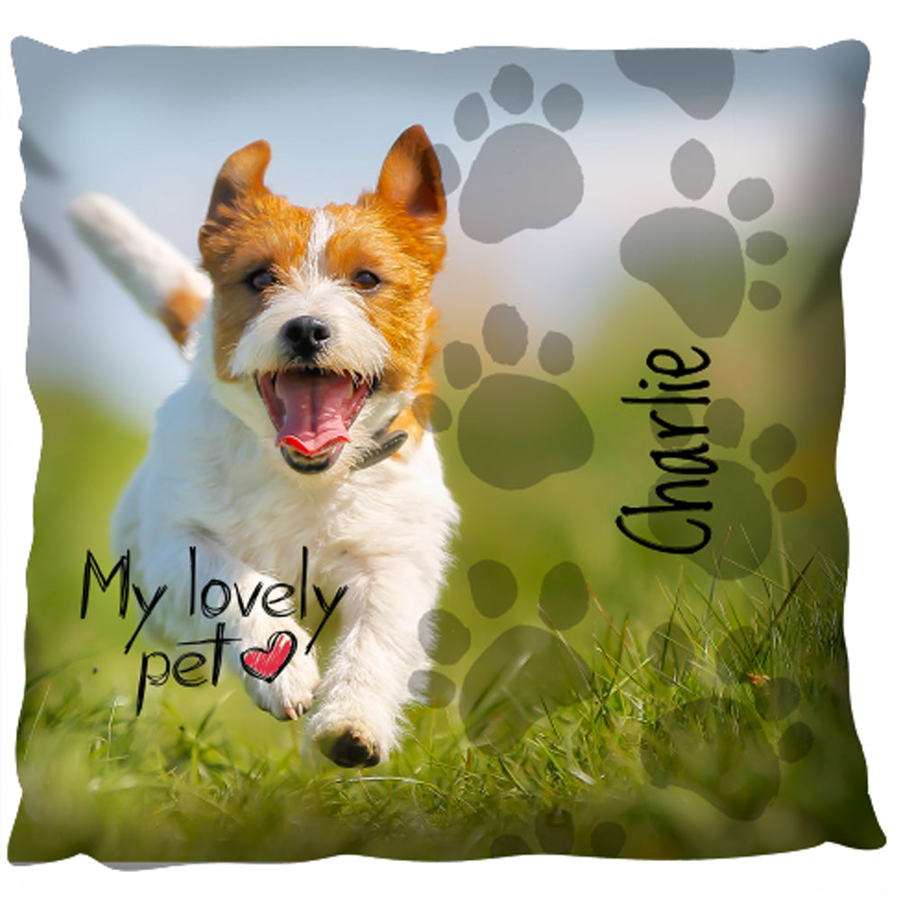 My Lovely Pet Photo - Personalized Cushion