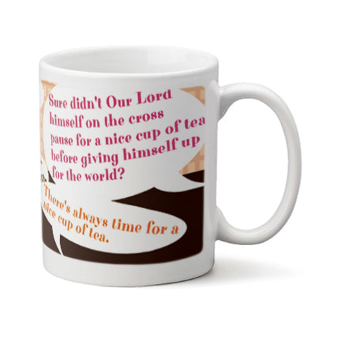 Mrs Doyle - Personalized Mug